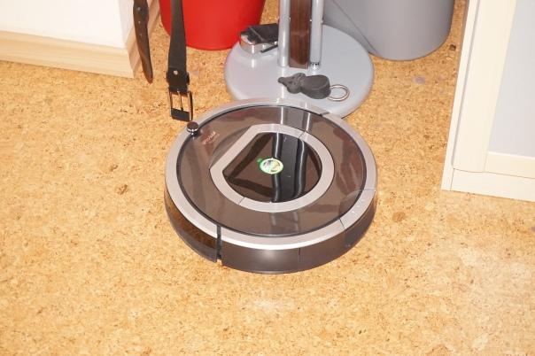 Saugroboter iRobot