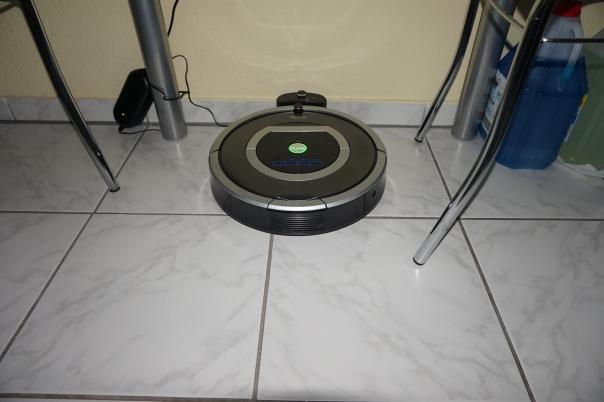Basis mit iRobot