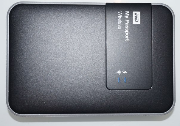 WD MyPassport Wireless 1 TB HDD