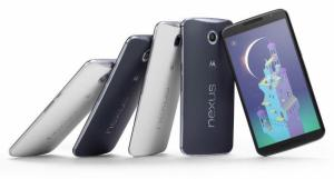 NEXUS6 // Quelle: Google/Motorola