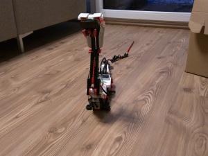 Modell 3: R3PTAR, die Schlange