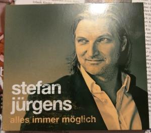 Ja, Stefan Jürgens ist auch ein klasse Musiker!