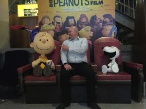 Steve und die Peanuts
