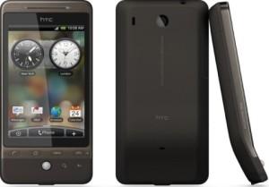 HTC Hero, erstes Android ohne Tastatur, Quelle: HTC
