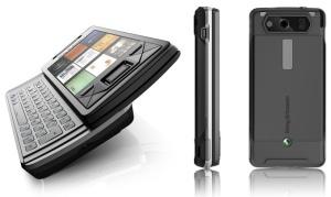 Smartphone, bis heute unerreicht: SonyEricsson XPERIA X1, Quelle: Sony