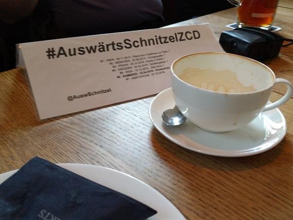 #AuswärtsSchnitzelZCO