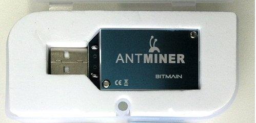 AntMiner, ProduktFoto von amazon.de