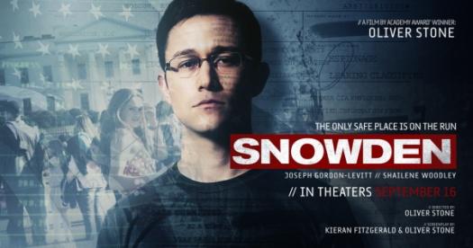 Filmplakat, Quelle: snowdenfilm.com