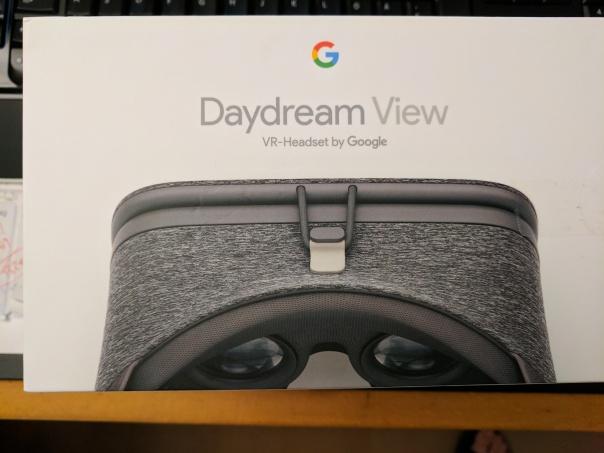 Google Daydream - kurzer Test und ab zurück damit!