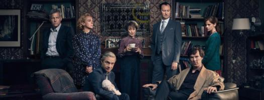 Sherlock, Staffel 4. Quelle: IGN Deutschland