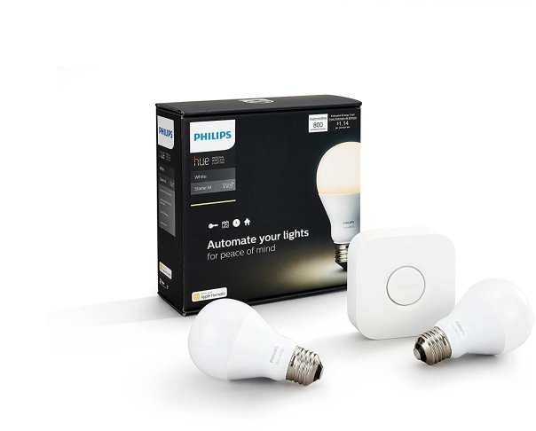 Philips Hue Starterset - Mist, angefixt... // Quelle: amazon.de