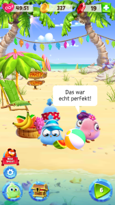 Angry Birds Match Screenshot / Quelle: Rovio Entertainment