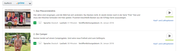 Pastewka, Staffel 8,Quelle: amazon.de