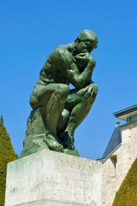Der Denker // Quelle: wikipedia.de (Daniel Stockman)