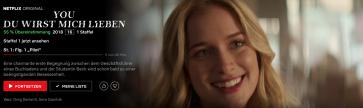 YOU - Du wirst mich lieben: Serie auf Netflix // Quelle: Netflix.de