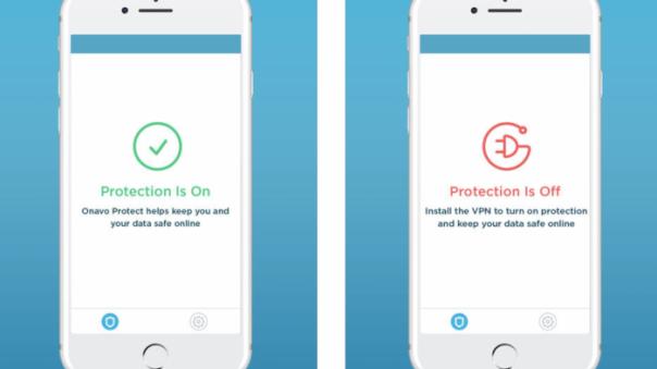 Facebooks einener VPN auf iphone - Übertrage ALLES an facebook! // Quelle: Onavo