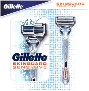Wie nun, Gillette - back to the roots, mit nur zwei Klingen? Wirklich? // Quelle: gillette.de