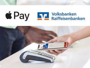 Volks-/Raiffeisenbanken wollen auch ApplePay / Quelle: teltarif.de