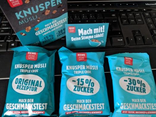 Knusper-Müsli: welcher Zucker-Typ bist Du?