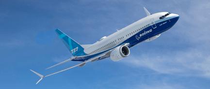 Die Boeing 737 MAX-7 / Quelle: Boeing.com