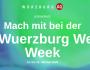 +++BLITZLICHT+++ +Neues Format+ +++ Jetzt aber schnell: die Main-Post-Beilage hat Deadline für die Wuerzburg Web Week!!!+++