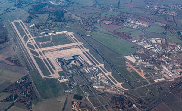 Flughafen Berlin-Brandenburg, kurz BER / Bild-Quelle: DFS Deutsche Flugsicherung GmbH
