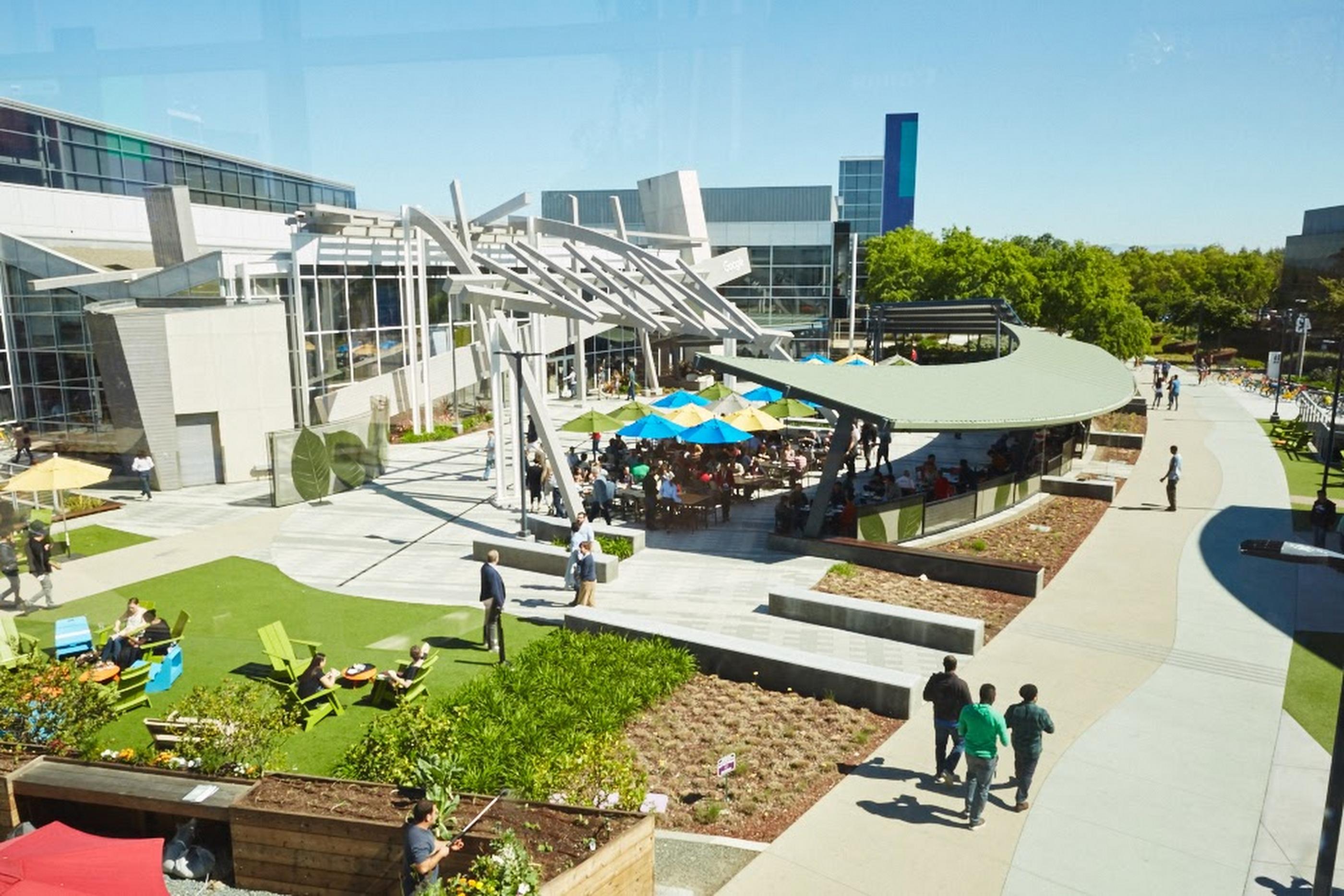 Google Campus - Schein hin oder her, Google nervt! / Bild-Quelle: Google Press/Google
