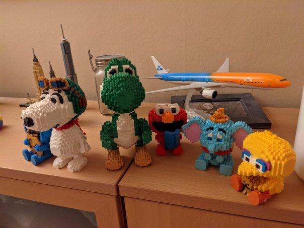 Kleiner Preis- und Größenvergleich mit Lego - fällt euch was auf? / Bild-Quelle: privat